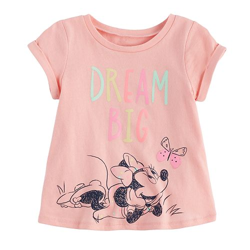743445343dce Disney's Minnie Mouse Baby Girl