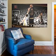 Kyrie Irving NBA Finals 3-point Mural