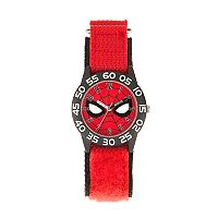 Marvel Spider-Man Kids' Time Teacher Watch