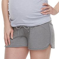 Maternity a:glow Lounge Shorts