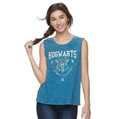 Juniors' Harry Potter Hogwarts Tank