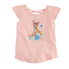 Disney's Bambi Baby Girl Cross-Back Tee by Jumping Beans®