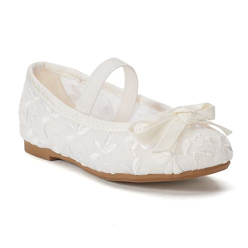 Jumping Beans® Festival Toddler Girls' Ballet Flats