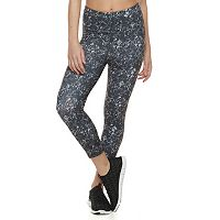 Juniors' SO® High-Waisted Capri Yoga Leggings