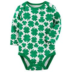 Baby Carter's Clover Bodysuit