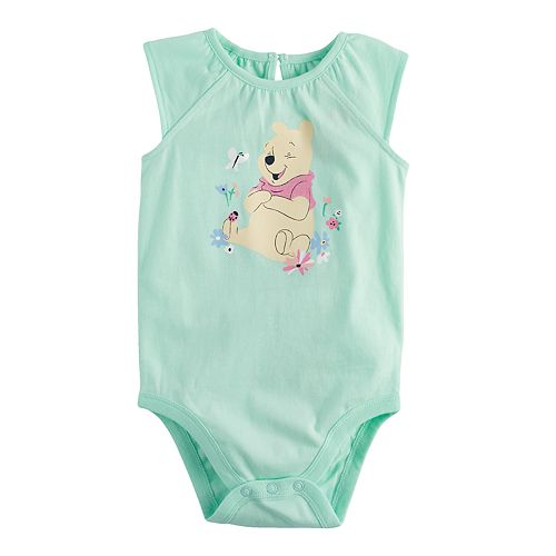 8d26fe34da56 Disney s Winnie The Pooh Baby Girl Bodysuit by Jumping Beans®
