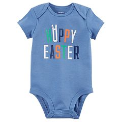 Baby Boy Carter's 'Hoppy Easter' Graphic Bodysuit