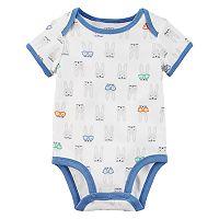 Baby Boy Carter's Bunny Bodysuit