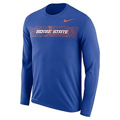 Men's Nike Atlanta Braves Legend Sideline Long-Sleeve Tee