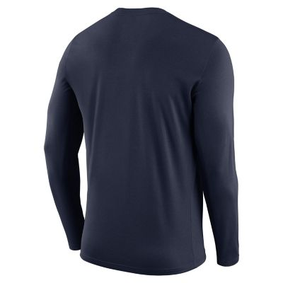 Men's Nike Illinois Fighting Illini Legend Sideline Long-Sleeve Tee