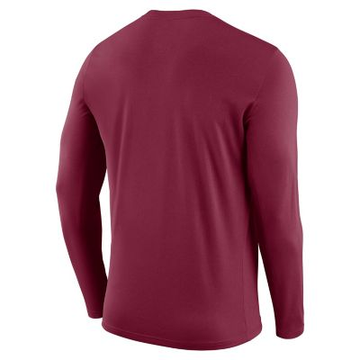 Men's Nike Minnesota Golden Gophers Legend Sideline Long-Sleeve Tee