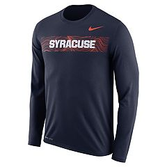 Men's Nike Syracuse Orange Legend Sideline Dri-FIT Graphic Tee