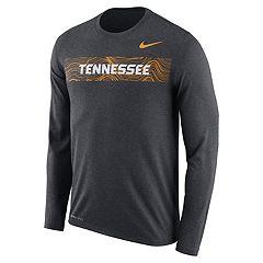 Men's Nike Tennessee Volunteers Legend Sideline Long-Sleeve Tee
