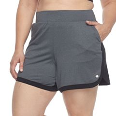 Plus Size Tek Gear® Mixed Media Short