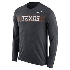 Men's Nike Texas Longhorns Legend Sideline Dri-FIT Graphic Tee