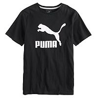 Boys 8-20 PUMA Big Logo Tee