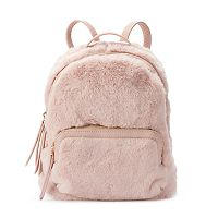 Emperia Gianna Faux Fur Backpack