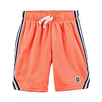 Boys 4-8 Carter's Mesh Athletic Shorts