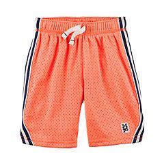 Boys 4-8 Carter's Mesh Athletic Shorts