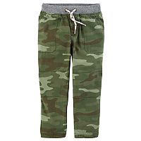 Boys 4-8 Carter's Midtier Pull On Pants