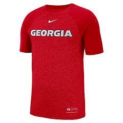 Men's Nike Georgia Bulldogs Marled Tee