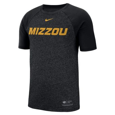 Men's Nike Missouri Tigers Marled Tee