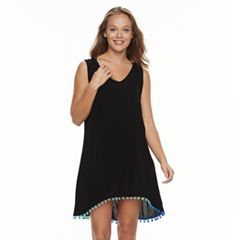 Women's Portocruz High-Low Cover-Up Tunic