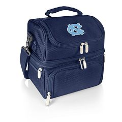 Picnic Time North Carolina Tar Heels 7 pc Insulated Cooler Lunch Tote Set