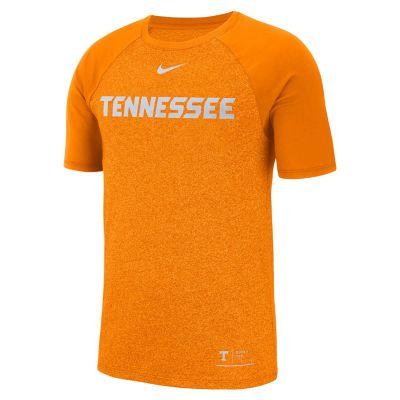 Men's Nike Tennessee Volunteers Marled Tee