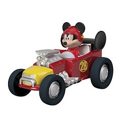 Disney's Mickey & The Roadster Racers Jump 'N Race Hot Rod by Fisher-Price