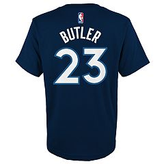 Boys 8-20 Minnesota Timberwolves Jimmy Butler Name and Number Tee