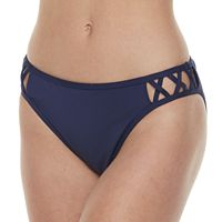 Women's Apt. 9® Lattice Hipster Bikini Bottoms