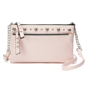 Candie's® Studded Crossbody Bag