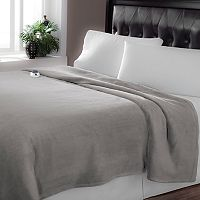 Soft Heat Luxe Plush Warming Heated Blanket