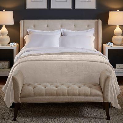 Serta Comfort Plush Heated Blanket
