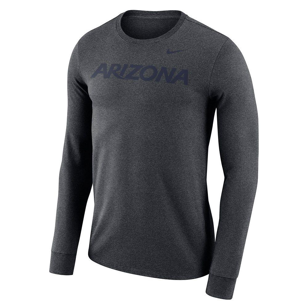 Men's Nike Arizona Wildcats Wordmark Tee