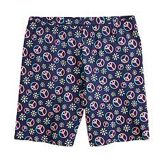 Girls 7-16 & Plus Size SO® Midi Bike Shorts