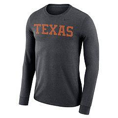 Men's Nike Texas Longhorns Wordmark Graphic Tee