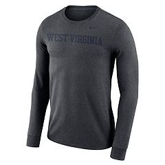 Men's Nike West Virginia Mountaineers Wordmark Graphic Tee