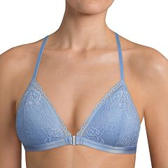 Petite Triumph Darling Lace Front-Closure Bra 90019