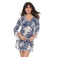 Women's Portocruz Banana Leaf Cover-Up