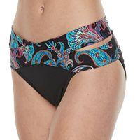 Women's Apt. 9® Wrap Hipster Bikini Bottoms