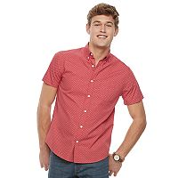 Men's Urban Pipeline® Poplin Button-Down Shirt
