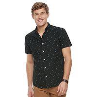 Men's Urban Pipeline® Poplin Button-Down Shirt