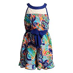 Girls 4-6x Youngland Floral Romper