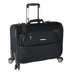 Traveler's Choice 21' Carry-On Spinner Garment Bag