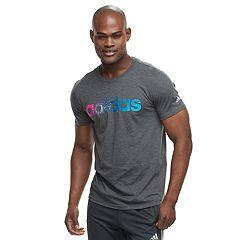 Men's adidas Nebula Logo Tee