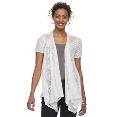 Women's World Unity Lace Flyaway Cardigan