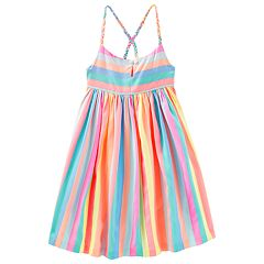 Toddler Girl OshKosh B'gosh® Striped Tank Dress