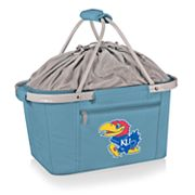 Picnic Time Kansas Jayhawks Metro Insulated Picnic Basket